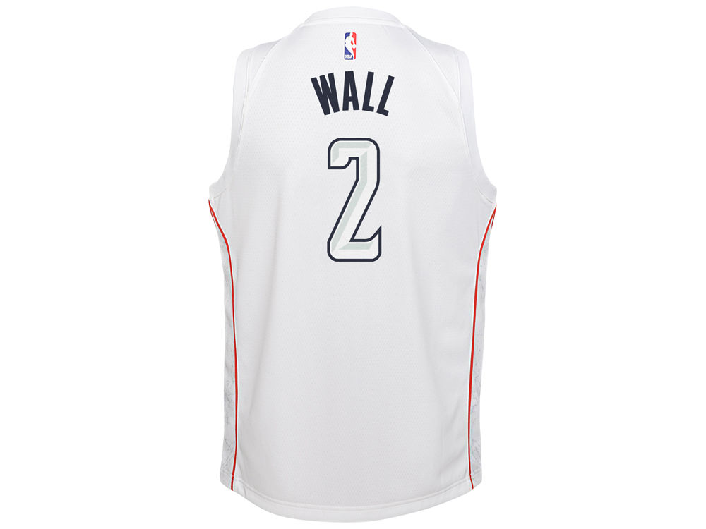 84fcee105 Washington Wizards John Wall Nike NBA Youth City Edition Swingman Jersey