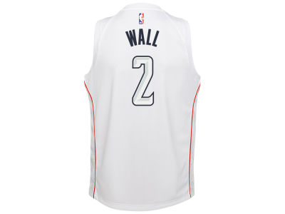 Washington Wizards John Wall NBA Youth City Edition Swingman Jersey