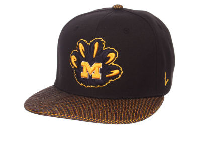 Michigan Wolverines Zephyr NCAA Spider Snapback Cap