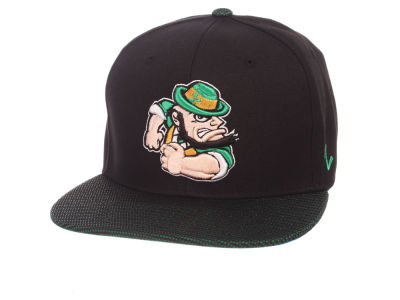 Notre Dame Fighting Irish Zephyr NCAA Spider Snapback Cap
