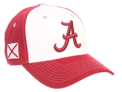 Alabama Crimson Tide Zephyr NCAA Panama Adjustable Cap
