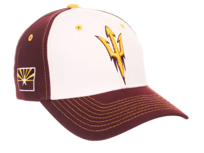 Arizona State Sun Devils Zephyr NCAA Panama Adjustable Cap