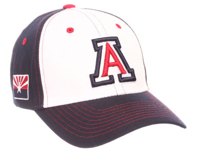 Arizona Wildcats Zephyr NCAA Panama Adjustable Cap