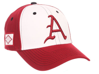 Arkansas Razorbacks Zephyr NCAA Panama Adjustable Cap