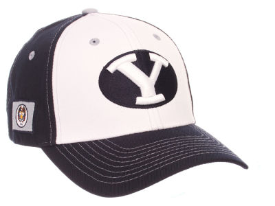 Brigham Young Cougars Zephyr NCAA Panama Adjustable Cap