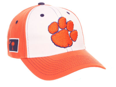 Clemson Tigers Zephyr NCAA Panama Adjustable Cap
