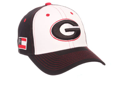 Georgia Bulldogs Zephyr NCAA Panama Adjustable Cap