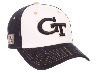Georgia-Tech Zephyr NCAA Panama Adjustable Cap