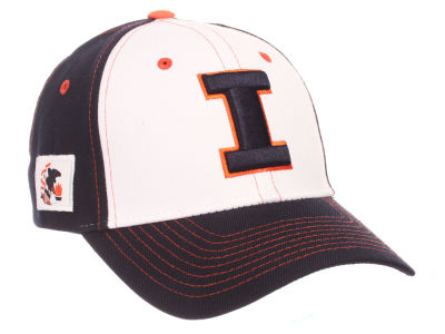 Illinois Fighting Illini Zephyr NCAA Panama Adjustable Cap