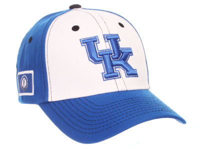 Kentucky Wildcats Zephyr NCAA Panama Adjustable Cap