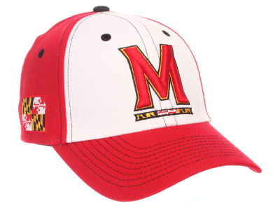 Maryland Terrapins Zephyr NCAA Panama Adjustable Cap