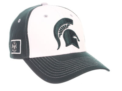 Michigan State Spartans Zephyr NCAA Panama Adjustable Cap