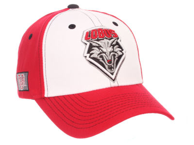 New Mexico Lobos Zephyr NCAA Panama Adjustable Cap