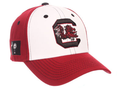 South Carolina Gamecocks Zephyr NCAA Panama Adjustable Cap