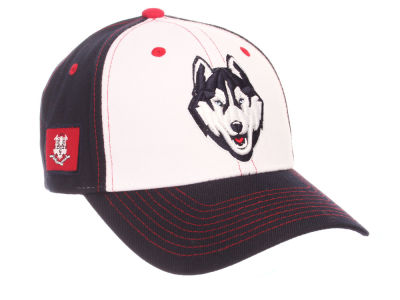 Connecticut Huskies Zephyr NCAA Panama Adjustable Cap