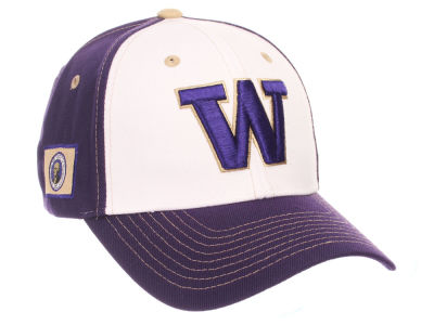 Washington Huskies Zephyr NCAA Panama Adjustable Cap