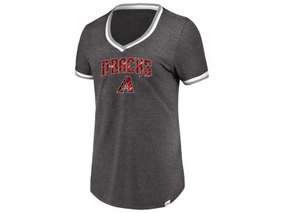 Arizona Diamondbacks Majestic MLB Women's Driven by Results T-Shirt