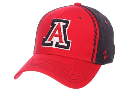 Arizona Wildcats Zephyr NCAA Pattern Pipe Stretch Cap