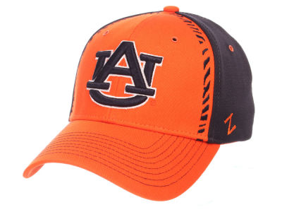 Auburn Tigers Zephyr NCAA Pattern Pipe Stretch Cap