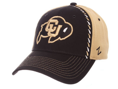 Colorado Buffaloes Zephyr NCAA Pattern Pipe Stretch Cap