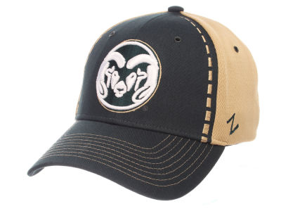 Colorado State Rams Zephyr NCAA Pattern Pipe Stretch Cap
