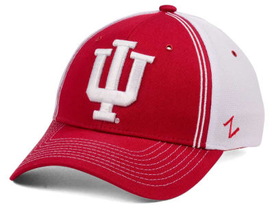Indiana Hoosiers Zephyr NCAA Pattern Pipe Stretch Cap