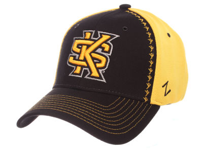 Kennesaw State Owls Zephyr NCAA Pattern Pipe Stretch Cap