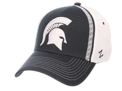 Michigan State Spartans Zephyr NCAA Pattern Pipe Stretch Cap