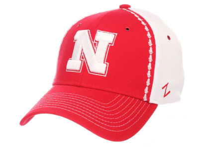 Nebraska Cornhuskers Zephyr NCAA Pattern Pipe Stretch Cap