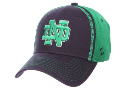 Notre Dame Fighting Irish Zephyr NCAA Pattern Pipe Stretch Cap