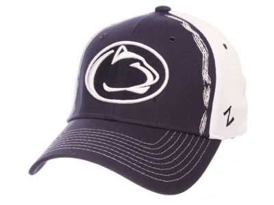 Penn State Nittany Lions Zephyr NCAA Pattern Pipe Stretch Cap