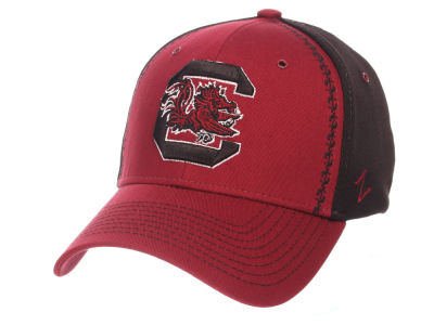 South Carolina Gamecocks Zephyr NCAA Pattern Pipe Stretch Cap