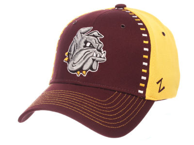 Minnesota Duluth Bulldogs Zephyr NCAA Pattern Pipe Stretch Cap