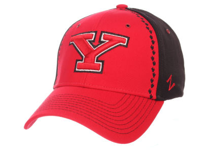 Youngstown State Penguins Zephyr NCAA Pattern Pipe Stretch Cap