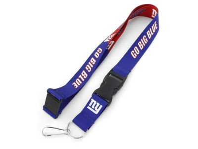 New York Giants Aminco Slogan Lanyard