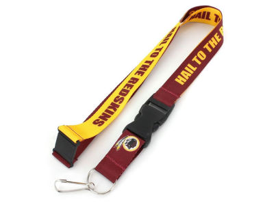Washington Redskins Aminco Slogan Lanyard