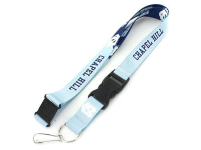 North Carolina Tar Heels Slogan Lanyard