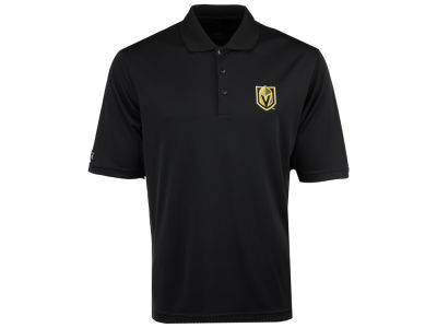 Vegas Golden Knights Antigua NHL Men's Exceed Polo
