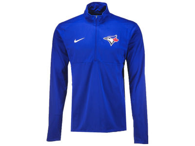 Toronto Blue Jays Nike MLB Men's Dry Element Quarter Zip Pullover