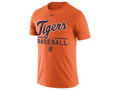 Detroit Tigers Nike MLB Men's Dri-Fit Practice T-Shirt