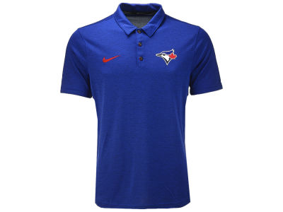 Toronto Blue Jays Nike MLB Men's Dri-Fit Breathe Touch Polo