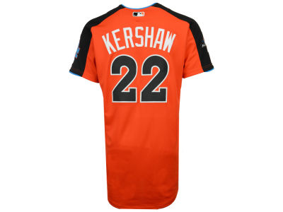 Los Angeles Dodgers Clayton Kershaw MLB 2017 Men's All Star Game Home Run Derby Jersey