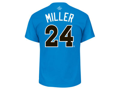 Cleveland Indians Andrew Miller 2017 MLB Men's All Star Game Player T-Shirt