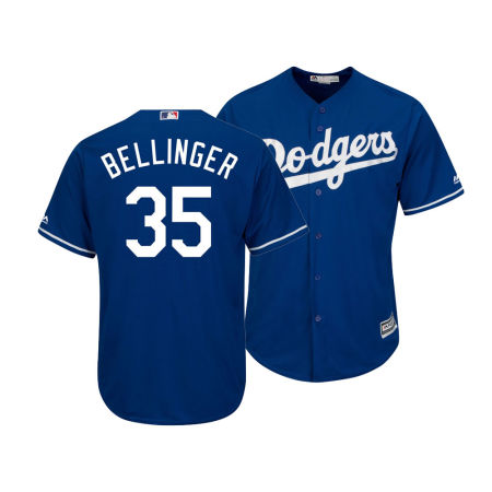 Los Angeles Dodgers Cody Bellinger Majestic MLB Men's Player Replica Cool Base Jersey
