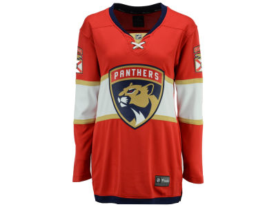 Florida Panthers Majestic NHL Women's Breakaway Jersey