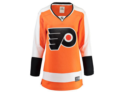 Philadelphia Flyers Majestic NHL Women's Breakaway Jersey