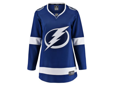 Tampa Bay Lightning Majestic NHL Women's Breakaway Jersey