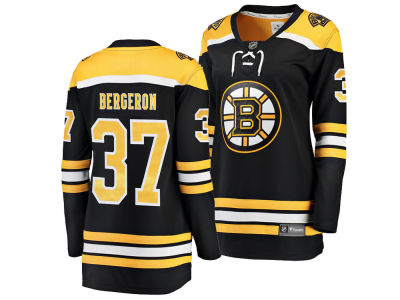 Boston Bruins Patrice Bergeron NHL Branded NHL Women's Breakaway Player Jersey