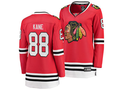 Chicago Blackhawks Patrick Kane Majestic NHL Women's Breakaway Player Jersey