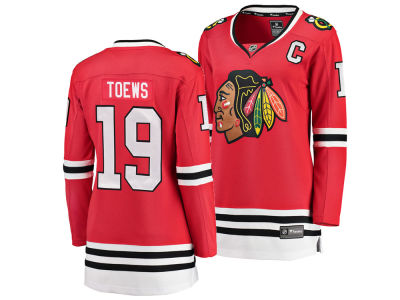 Chicago Blackhawks Jonathan Toews NHL Women's Breakaway Player Jersey